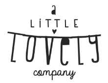 a little lovely company Logo WS